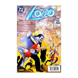 Comic Lobo Amigos y Ultimo Tango en Buenos Aires Norma