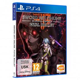 Sword Art Online: Fatal Bullet PS4 (SP)