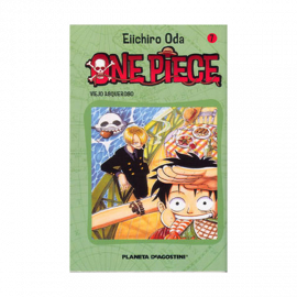 Manga One Piece Planeta 07