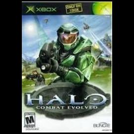 Halo Combat Evolved Xbox (SP)