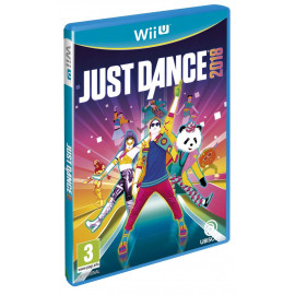 Just Dance 2018 Wii U (SP)