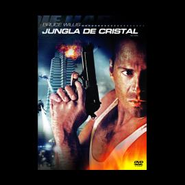 La Jungla de Cristal DVD