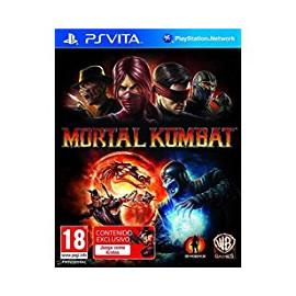 Mortal Kombat PSV (SP)
