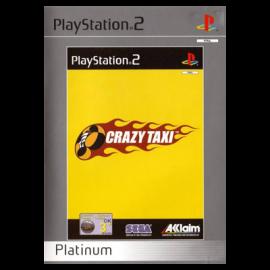 Crazy Taxi Platinum PS2 (SP)