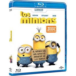 Los Minions BluRay (SP)