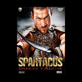 Spartacus Sangre y Arena Temporada 1 BluRay (SP)