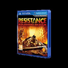 Resistance Burning Skies PSV (SP)