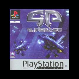 G-Police Platinum PSX (SP)