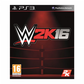 WWE 2K16 PS3 (SP)