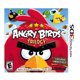 Angry Birds Trilogy 3DS (SP)