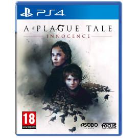 Plague Tale: Innocence PS4 (SP)
