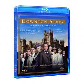 Downton Abbey Temporada 1 Bluray (SP)