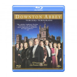 Downton Abbey Temporada 3 Bluray (SP)