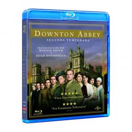 Downton Abbey Temporada 2 Bluray (SP)