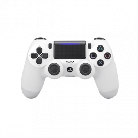 Dual Shock 4 V2 Blanco PS4