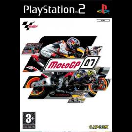 Moto GP 07 PS2 (SP)