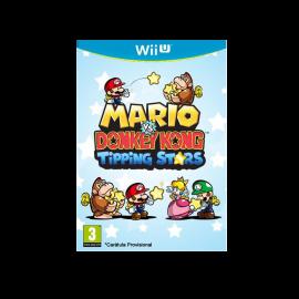 Mario vs. Donkey Kong: Tipping Stars Wii U (SP)