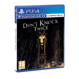 Don't Knock Twice VR PS4 (SP)