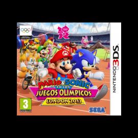 Mario & Sonic en los Juegos Olimpicos London 2012 3DS (SP)