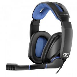 Headset Sennheiser GSP 300 Negro y Azul