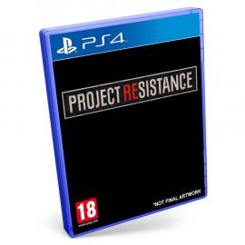 Project Resistance PS4 (SP)