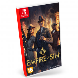 Empire of Sin Switch (SP)