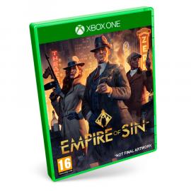 Empire of Sin Xbox One (SP)