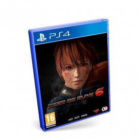 Dead or Alive 6 PS4 (SP)