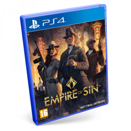 Empire of Sin PS4 (SP)