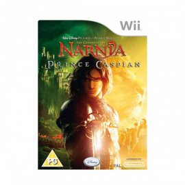 Las Cronicas de Narnia: El Principe Caspian Wii (SP)