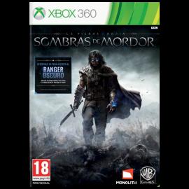 La Tierra Media Sombras de Mordor Xbox360 (SP)