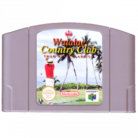 Waialea Country Club True Golf Classics N64