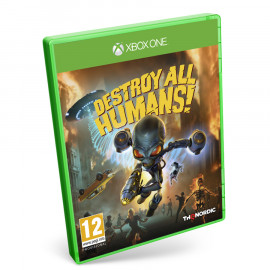 Destroy All Humans! Xbox One (SP)