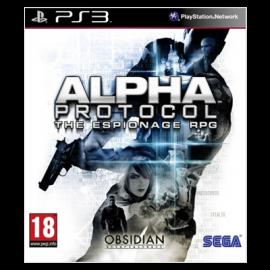 Alpha Protocol PS3 (SP)