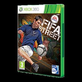 FIFA Street Xbox360 (SP)