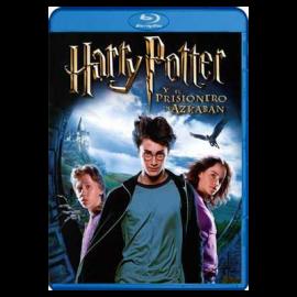 Harry Potter y el Prisionero de Azkhaban BluRay (SP)
