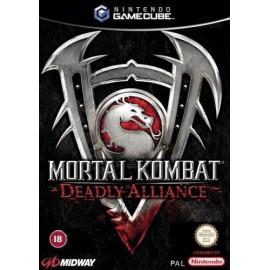 Mortal kombat Deadly alliance GC (SP)