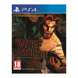 The Wolf Among Us PS4 (SP)