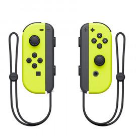 JoyCons Amarillo Neon Switch