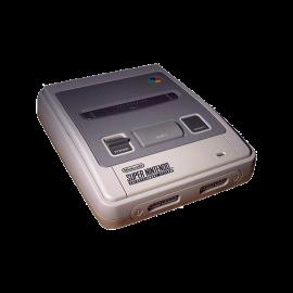 Super Nintendo (Sin Mando)