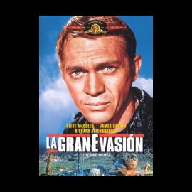 La Gran Evasion DVD