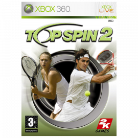 Top Spin 2 Xbox360 (SP)