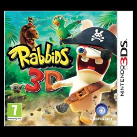 Rabbids 3DS (SP)