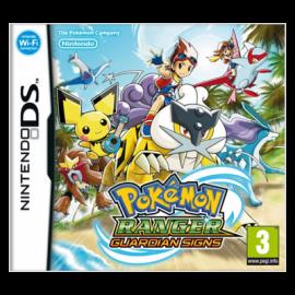 Pokemon Ranger Guardian Signs DS (SP)
