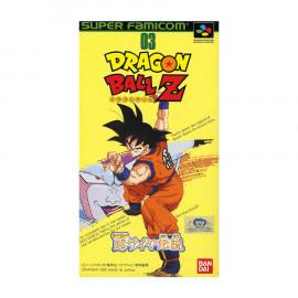Dragon Ball Z Super famicon NTSC JAP SNES A