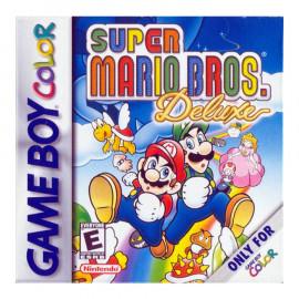 Super Mario Bros Deluxe GBC A