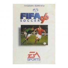 FIFA 96 Mega Drive A