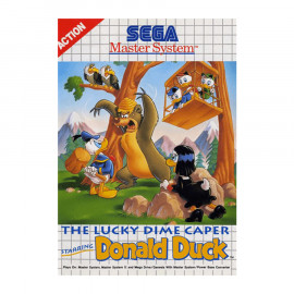 The Lucky Dime Caper Starring Donald Duck MS A