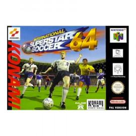 International Superstar Soccer N64 A