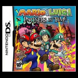 Mario y Luigi: Partners in time DS (SP)